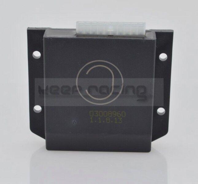 CDI - Box Selettra schwarz für IAME X30