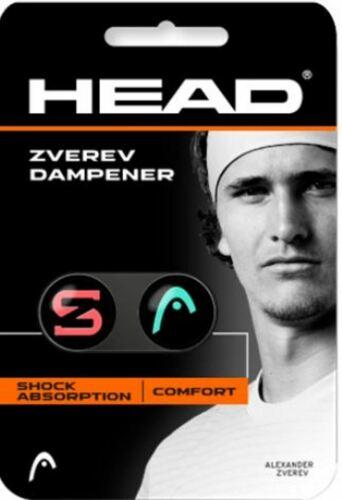 Head Zverev Dampener Vibrationsdämpfer für Tennis Dampener