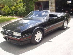 1993 Cadillac Allante CUIRE