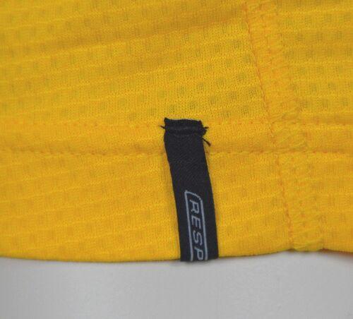 Adidas Response Kids Sports T-Shirt Running Shirt Functional Shirt Boys Yellow//White