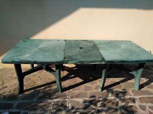 Tavolo Da Giardino In Plastica Verde.Tavolo Da Giardino In Plastica Rettangolare 240x100x72h Verde Ebay