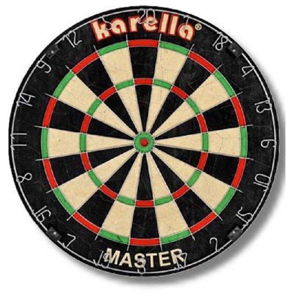 Tirassegno Karella Master Professionale Torneo Competizione Freccette Steeltip