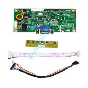 RT2270 LCD Screen Controller Board KIT For B156XW02 B156XW03 40Pin 1366*768