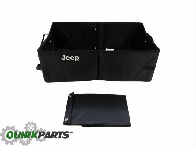97-18 Grand Cherokee Wrangler Patriot Compass Liberty Commander Cargo Tote MOPAR