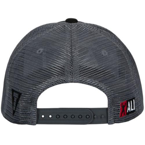 Black//Gray Title Boxing Muhammad Ali 3.0 Flat Bill Adjustable Cap
