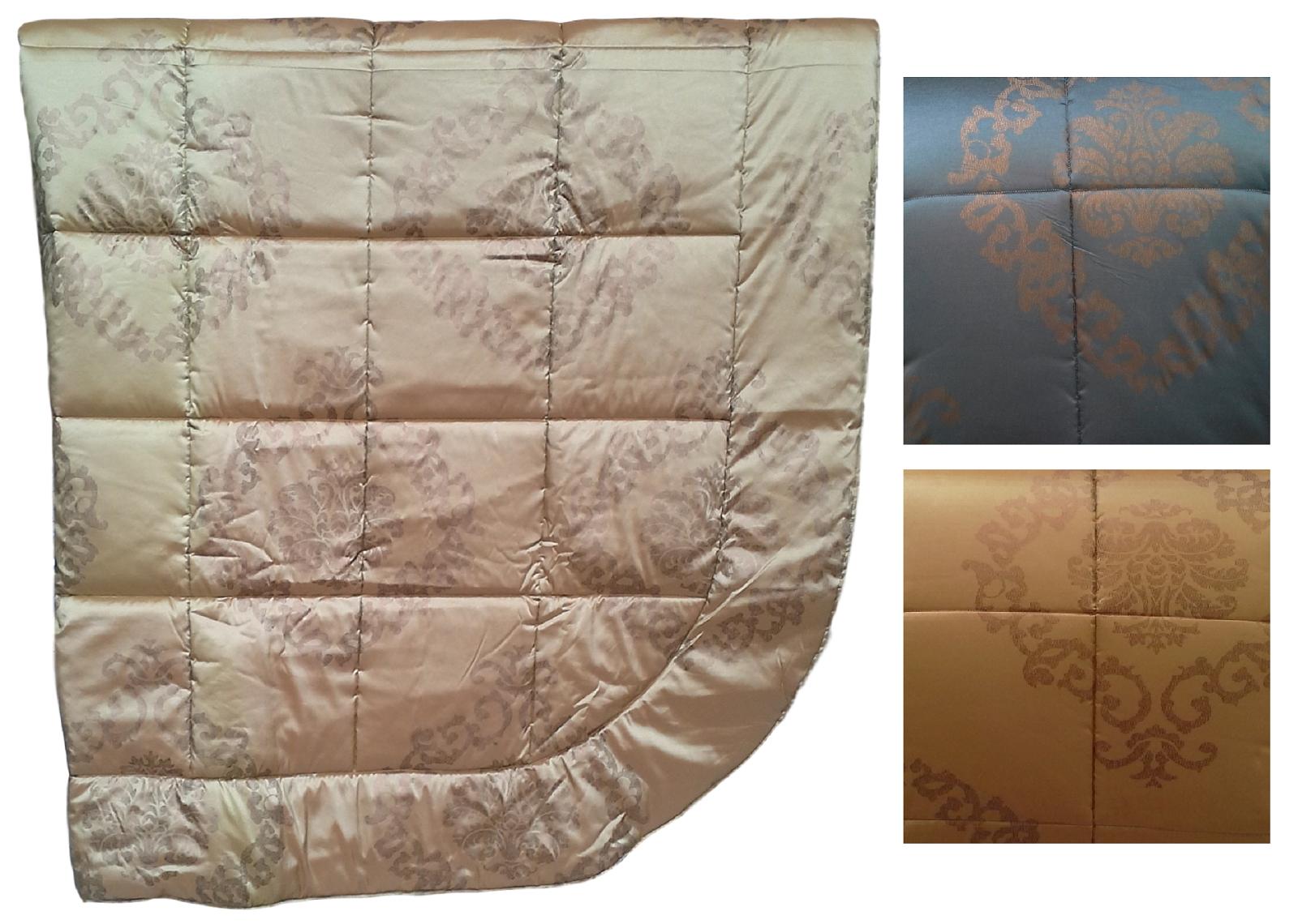 Trapunta, Piumone invernale Raso, RS01. Matrimoniale, 2 piazze. Made in .