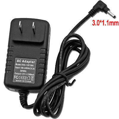 AC ADAPTER DC replace SUPPLY CORD Car Charger 18W DC 12V 1.5A