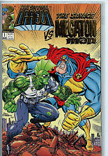 Savage Dragon vs Megatron #1 GOLD nm/m Image Comics 1992 H32