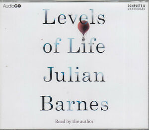 Levels-of-Life-Julian-Barnes-3CD-Audio-Book-NEW-Unabridged-FASTPOST