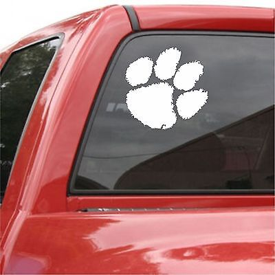 Clemson Tigers Logo Vinyl Car Truck 5 Quot Decal Window