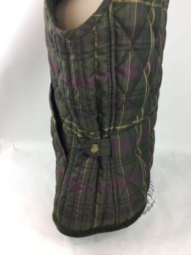 da verde Vest Colore donna Vestibilità Lauren Used Multicolore piccola Ralph YwqPAtF