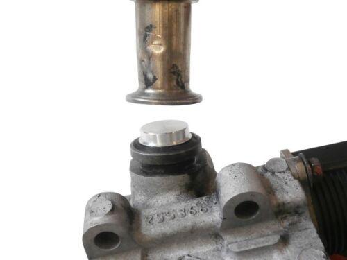 Klemmband Für NISSAN MICRA III K12 ALMERA N16 1.5 DCI AGR Ventil Blindplatte