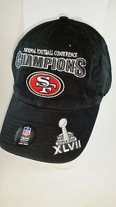 a255329e8 NFL San Francisco Forty-Niners NFC Champions Super Bowl XLVII Retro ...