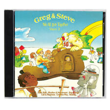 Greg & Steve Productions We All Live Together Volume 3 CD 003cd