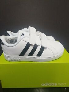 0097618e6f5d Toddler Boys  adidas AW4321 Nadidas NEO Baseline CMF Sneaker White ...