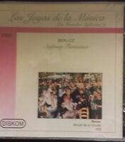 Las Joyas De La Musica - Berlioz - Las Grandes Sinfonias - 9 (cd)