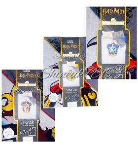 Harry-Potter-Hogwarts-Casa-de-Cubierta-de-edredon-reversible-cama-Primark-Home-Nuevo