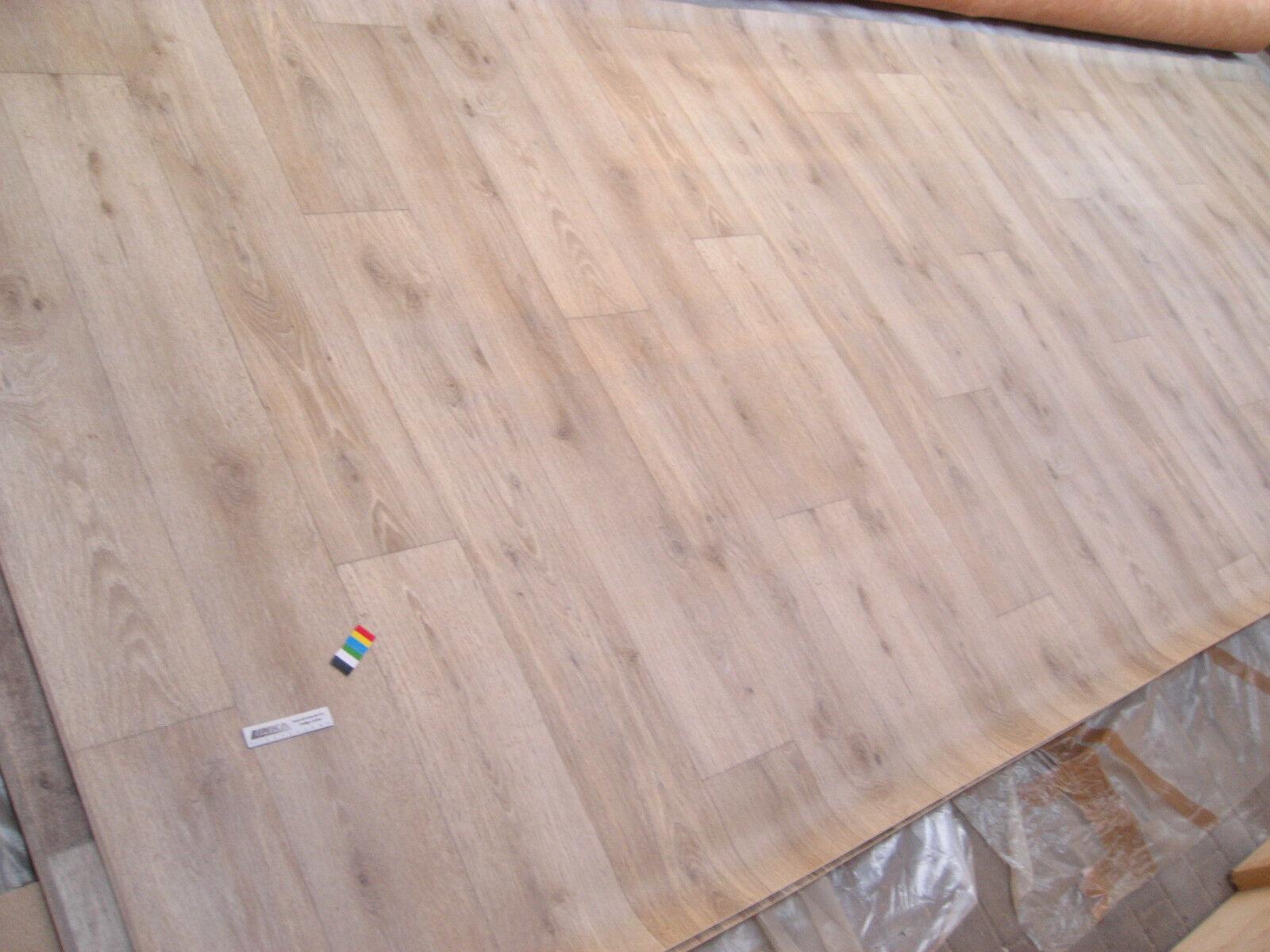 7571 PVC Belag 181x500 Boden Bodenbelag Rest Cv Eiche Landhaus Dielen Holz Dekor