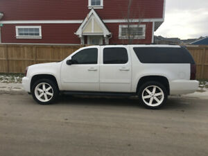 Yukon XL SLT daily driver and all highway miles