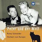 Karajan Schneider Romy Pol Peter Und Der Wolf Schwanensee CD Album EMI Clas