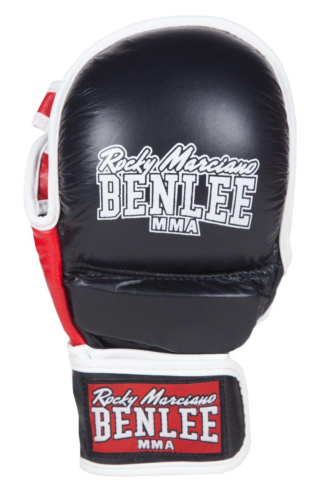 BenLee Leder Leder Leder MMA Training Handschuhe Striker 113d91