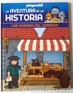 Ciudades-Comercio-Libro-n-29-de-la-colec-Playmobil-La-Aventura-de-la-Historia