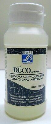 Other Art Supplies Effetto Crepature Flaconi Da 118 Ml Per Decoupage Original Crackle' Medium Lefranc