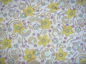 Spring-Flowers-Petal-Blossoms-on-Timeless-Treasures-Cotton-Fabric-By-The-Yard