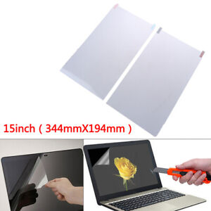 1Pc-15-inch-Monitor-Laptop-LCD-Clear-Screen-Guard-LED-Protector-Film-CoverJCAU