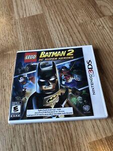 NINTENDO 3DS ~ Lego BATMAN 2 ~ DC Superheroes ES