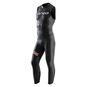 Brand New 2018 Orca S6 Men's Sleeveless Triathlon Wetsuit