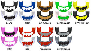 Image is loading Battle-Sports-Fang-Mouthguard-Mouth-Piece-2-Pack