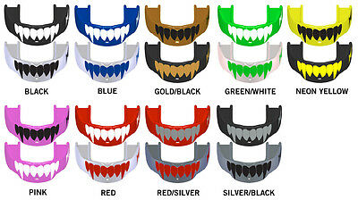 Battle Sports Mouthguard Mouth Piece 2-Pack