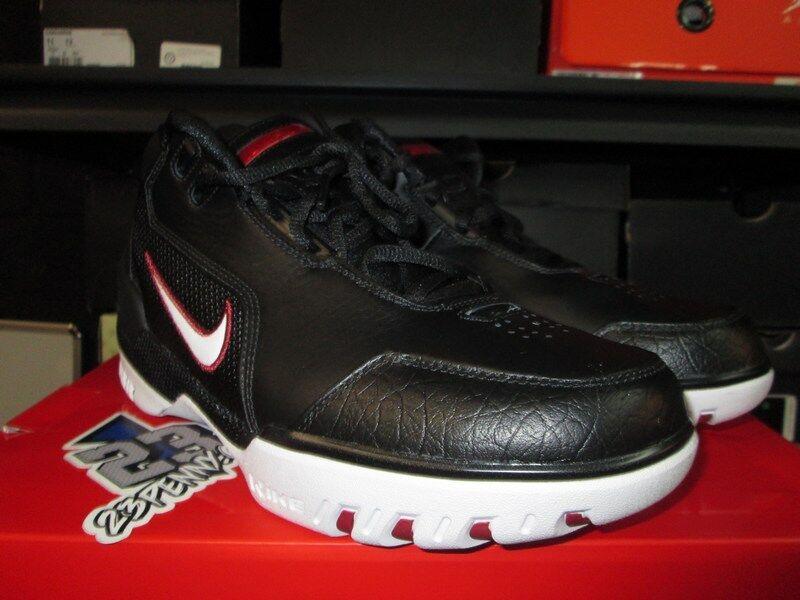 Nike air zoom generazione qs rosso aj4204 001 nuovo lebron james cavs