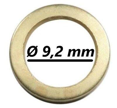 20 Fitschenringe Außen Ø13,2 mm Innen Ø9,2 mm Unterlegscheibe Türen Scheibe Tür