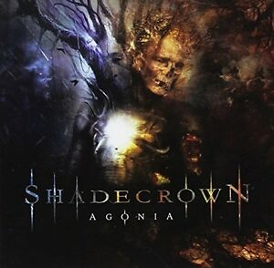 Shadecrown-Agonia-New-CD-UK-Import