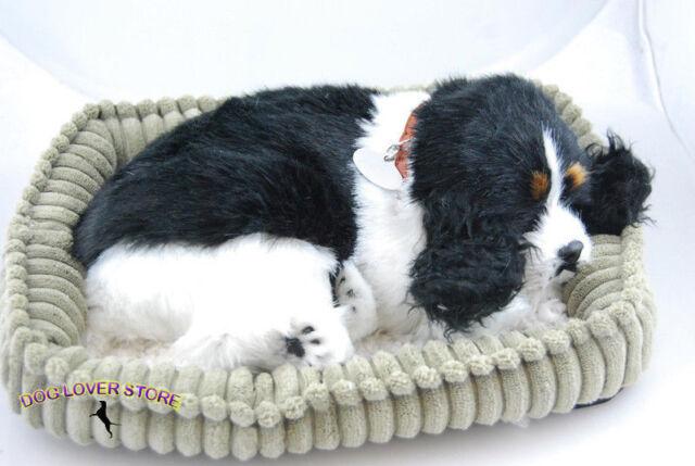 Toy Poodle Perfect Petzzz Life Like Stuffed Animal Breathing Dog
