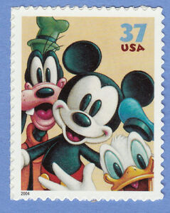 Image Is Loading DONALD DUCK GOOFY MICKEY MOUSE Art Of DISNEY