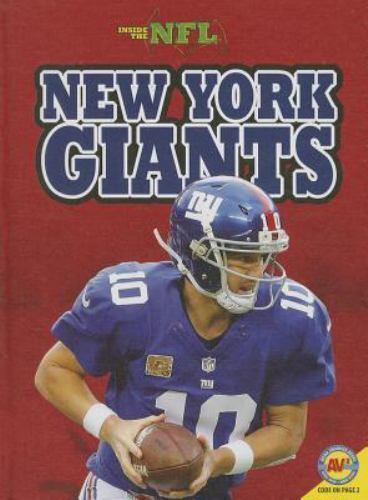 f097637f Inside the NFL: New York Giants by Zach Wyner (2014, Hardcover) for sale  online | eBay