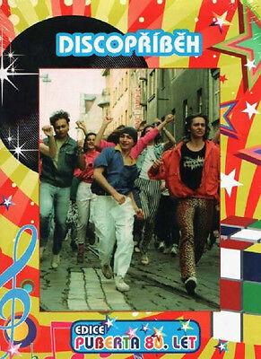 Discopribeh Czech Comedy 1987 Jaroslav Soukup DVD Pal All