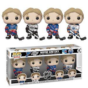 Wayne-Gretzky-Funko-4-Pack-Fanatics-Exclusive-Legends-POP-Figurine-Set