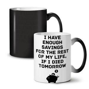 Life Saving Joke Funny NEW Colour Changing Tea Coffee Mug 11 oz | Wellcoda