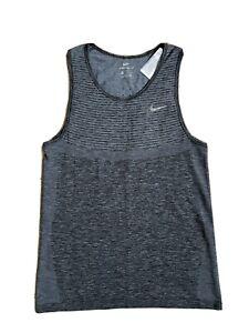Nike-Mens-Dri-Fit-Vest-Small-S-Sleeveless-Tank-Gym-Top