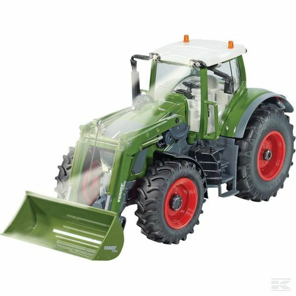 Siku Fendt 939 Vario Remote Control Model Tractor + Front Loader 1 32 Scale