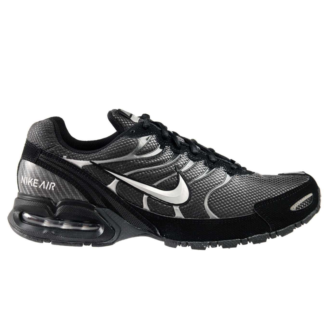 Nike Air Max Torch 4 Mens 343846-002 Black Anthracite Running shoes Size 14
