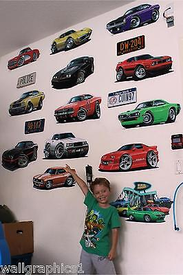 Choose ANY Graphic from my Ebay Store Removable Wall Graphic Sticker Decal