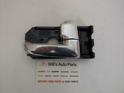 GENUINE BRAND NEW OUTER DOOR HANDLE RH SUITS HYUNDAI TIBURON COUPE 2003-2008