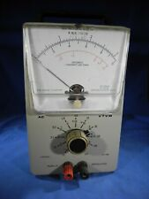 Heathkit Im 38 Voltmeter Vtvm No Probes As Is