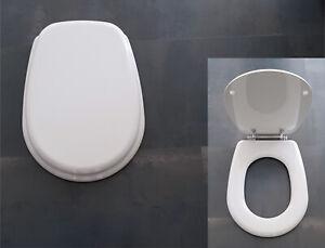 Sedile Wc Ideal Standard Liuto.Copriwater Coperchio Wc Sedile Bagno Per Liuto Bianco Ideal Standard Ebay
