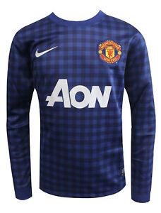 Calcio United Canottiera Ragazzi Manchester Jersey Mufc Junior Nike 5XqHwn7